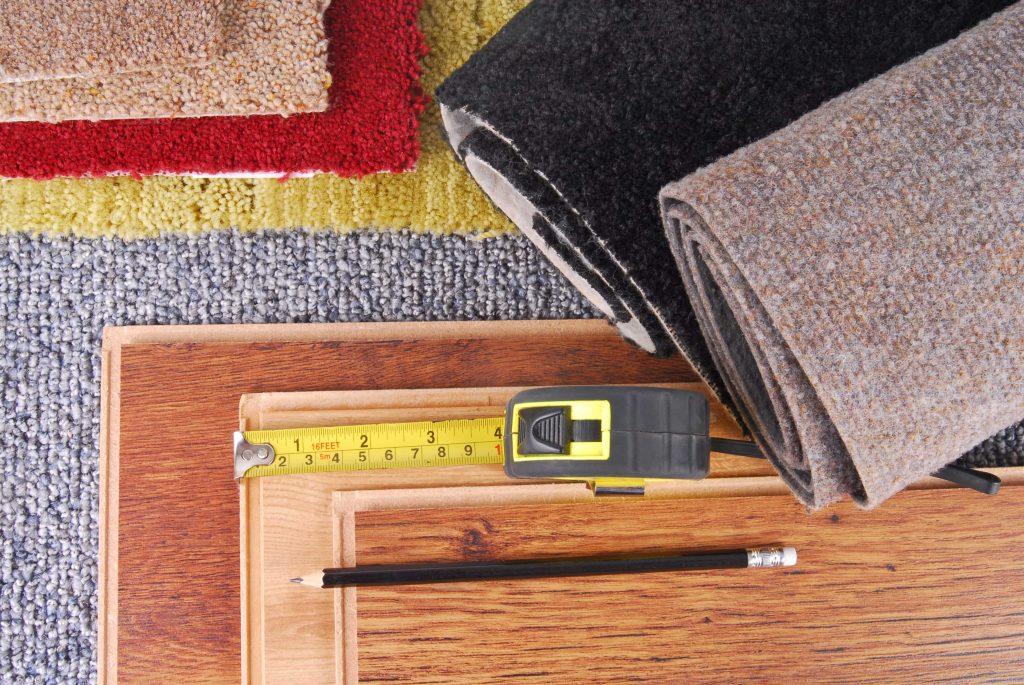 床材の種類と選び方